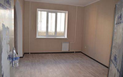 1 комнатная квартира 45,46 кв.м. пр-т А. Дериглазова, д.63 (стр.8), мкр.3