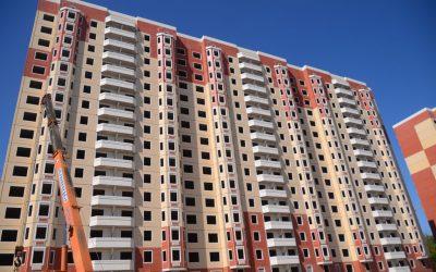 Жилой дом №2 (стр. шифр) мкр. 1 в Северном районе