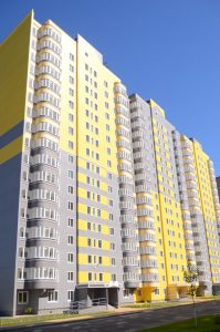 Заселение жилого дома №113