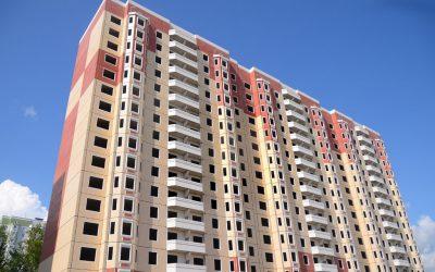 Жилой дом №3 (стр. шифр) мкр. 1 в Северном районе