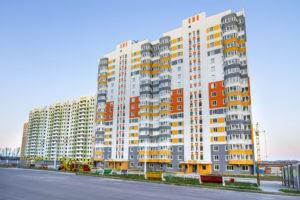 Заселение жилого дома №97