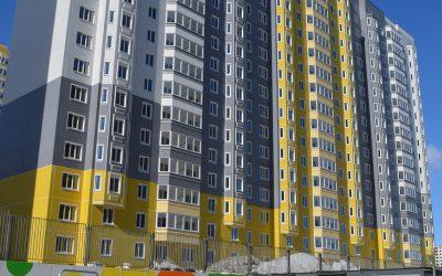 Жилой дом №111 мкр. 3 Пр-кт Анатолия Дериглазова