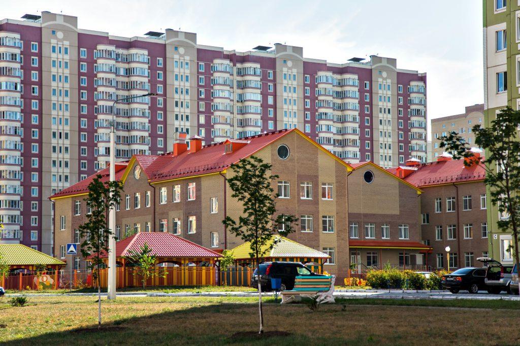 Поселок северный курск фото