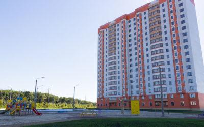 Жилой дом №1 (стр. 1) г. Курчатов ул. Ефима Славского