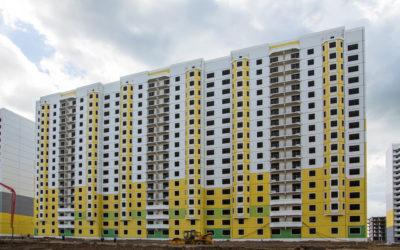 Жилой дом №30 (стр. шифр) мкр. 3 в Северном районе