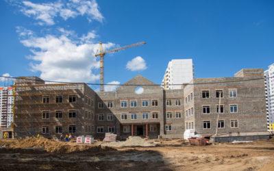 Строительство второго детского сада в мкр. 3 жилого района Северный