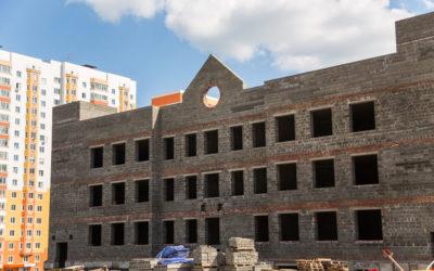 Строительство второго детского сада в мкр. 2 жилого района Северный