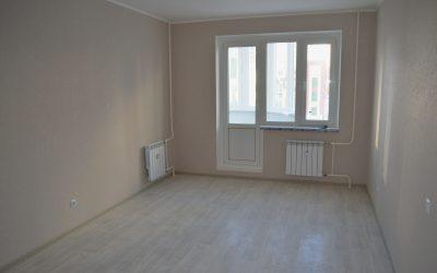 1-но комнатная квартира 38,6 кв.м. пр-т А.Дериглазова, дом 117 (стр.30) 3 мкр.
