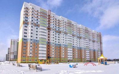 Жилой дом №20, 3-й микрорайон жилого района Северный г. Курска