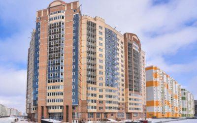 Жилой дом №24, 2-й микрорайон жилого района Северный г. Курска