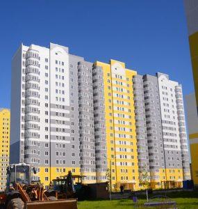 Заселение жилого дома №111