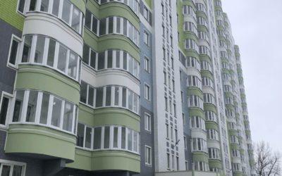Жилой дом №83 (стр. 17) мкр. 3 в Северном районе