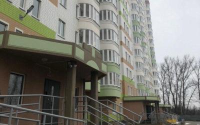 Жилой дом №85 (стр. 18) мкр. 3 в Северном районе