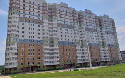 Жилой дом №93 (стр. 20), 3-й мкр ж/р Северный г. Курска